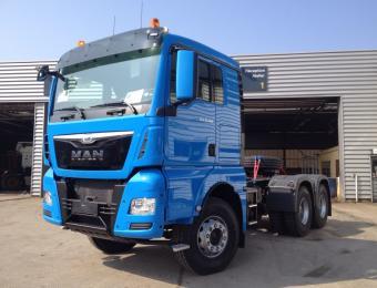 Tracteur MAN TGX 33.480